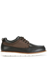 Armani Jeans Boat Style Lace Up Shoes