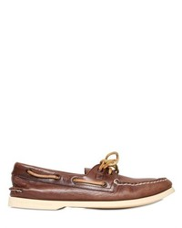 Sperry Authentic 2 Eye Leather Boat Shoes