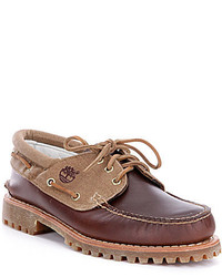 Timberland Authentics Boat Shoes