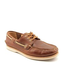 Frye Sully Boat Leather Casual Shoes
