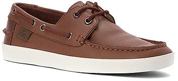 46b69233472ce6 ... Lacoste Keellson 3 Boat Shoe ...