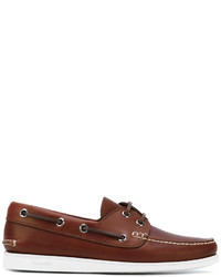 Church's Lace Up Boat Shoes