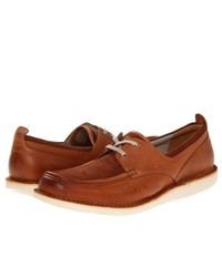 Rockport Es Boat Moc Lace Up Casual Shoes