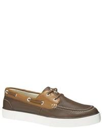 Polo Ralph Lauren Sander Leather Boat Shoes