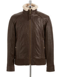 Andrew Marc New York Andrew Marc Norton Bomber Jacket