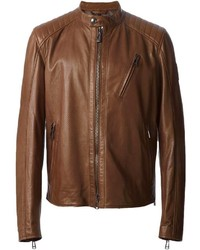 Belstaff Perforated Biker Jacket