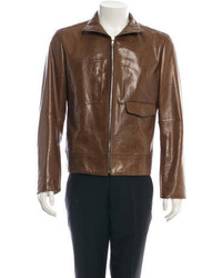 CNC Costume National Costume National Leather Jacket