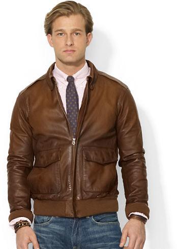 1268e8b47 $995, Polo Ralph Lauren Farrington Bomber Jacket