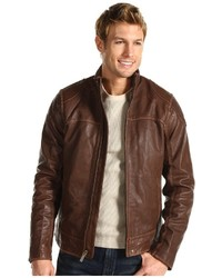 UGG Garrapata Ii Bombskin Leather Jacket Apparel