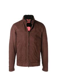 Isaia High Neck Jacket
