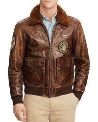 Polo Ralph Lauren Iconic G 1 Bomber Jacket