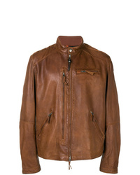 Parajumpers Lambskin Zipped Jacket