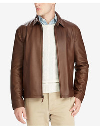 Polo Ralph Lauren Leather Jacket