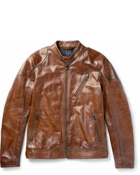 Belstaff Maxford 20 Leather Jacket