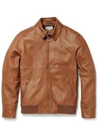 Melindagloss Leather Jacket