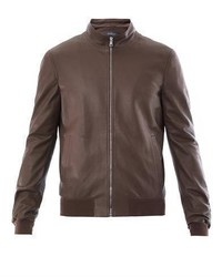 Gucci Nappa Leather Jacket