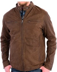 True Grit Vintage Leather Jacket