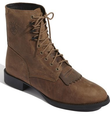 Ariat Heritage Lacer Boot | Where to buy & how to wear