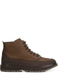 Brunello Cucinelli Lace Up Boots