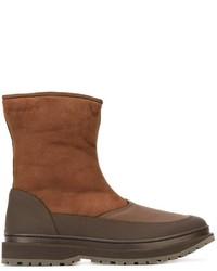 Brunello Cucinelli Zipped Boots