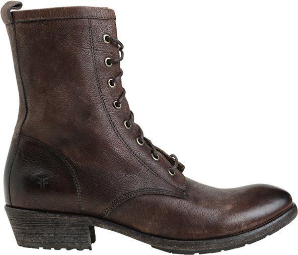 f9c9db33ed8 ... Frye Carson Lug Lace Up Boot ...