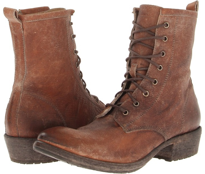 Women's Carson Lug Lace-Up Ankle Boot