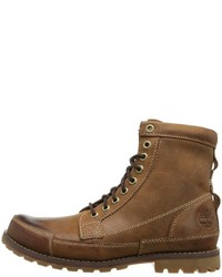 Timberland Earthkeepers Rugged Original Leather 6 Boot Lace Up Boots