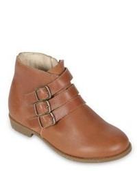 Old Soles Toddlers Kids Leather Booties