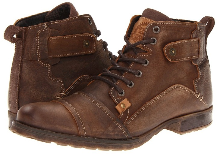 brown leather boots type z harvey where to buy how to
