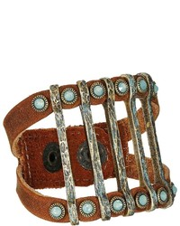 Leatherock molly bracelet medium 5078321