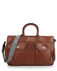 Brunello Cucinelli Leather Briefcase