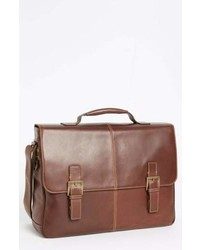 Boconi Bryant Leather Briefcase