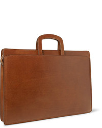Lotuff Wells Bridle Leather Briefcase