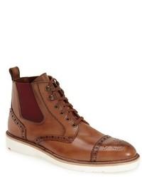 Lloyd Brighton Cap Toe Boot