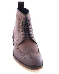 Rush by Gordon Rush Kennedy Wingtip Lace Up Boot