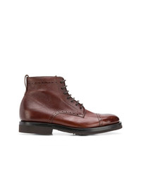 Henderson Baracco Lace Up Ankle Boots