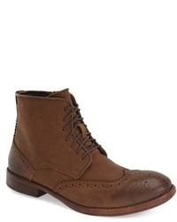 Steve Madden Lanter Wingtip Boot