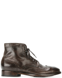 Officine Creative Princeton 036 Brogue Boots