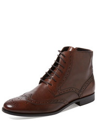 Rush by Gordon Rush Wingtip Leather Boot