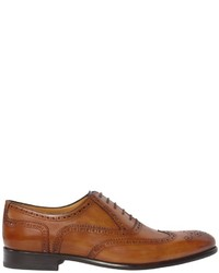 Francesco Benigno Brushed Leather Oxford Brogue