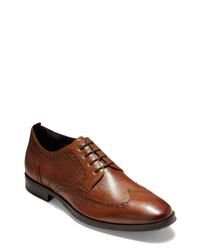 Cole Haan Jefferson Grand 20 Wingtip Derby