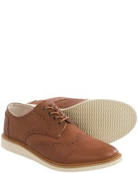 Toms Leather Classics Brogue Shoes