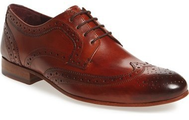 Ted Baker London Gryene Wingtip Oxford