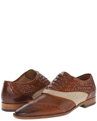 Etro Mixed Leather Wingtip