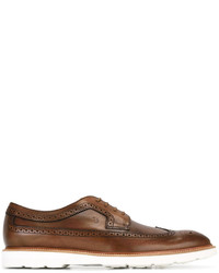 Tod's Ridged Sole Brogues