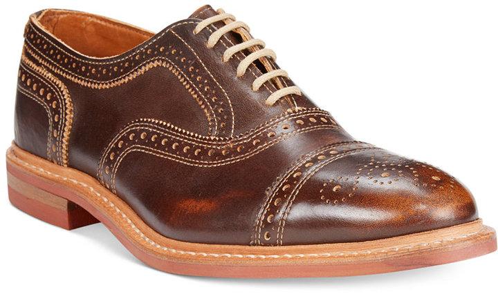 Allen Edmonds Men's 'Strandmok' Cap Toe Oxford Ml614