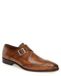 Mezlan Vitoria Monk Strap Oxford