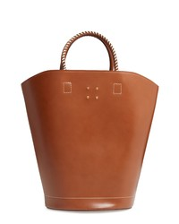 Trademark Margaret Leather Tote