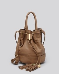 See by Chloe See By Chlo Shoulder Bag Vicki Medium Leather Handcarry Bucket