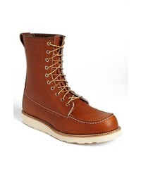 Red Wing 877 Moc Toe Boot